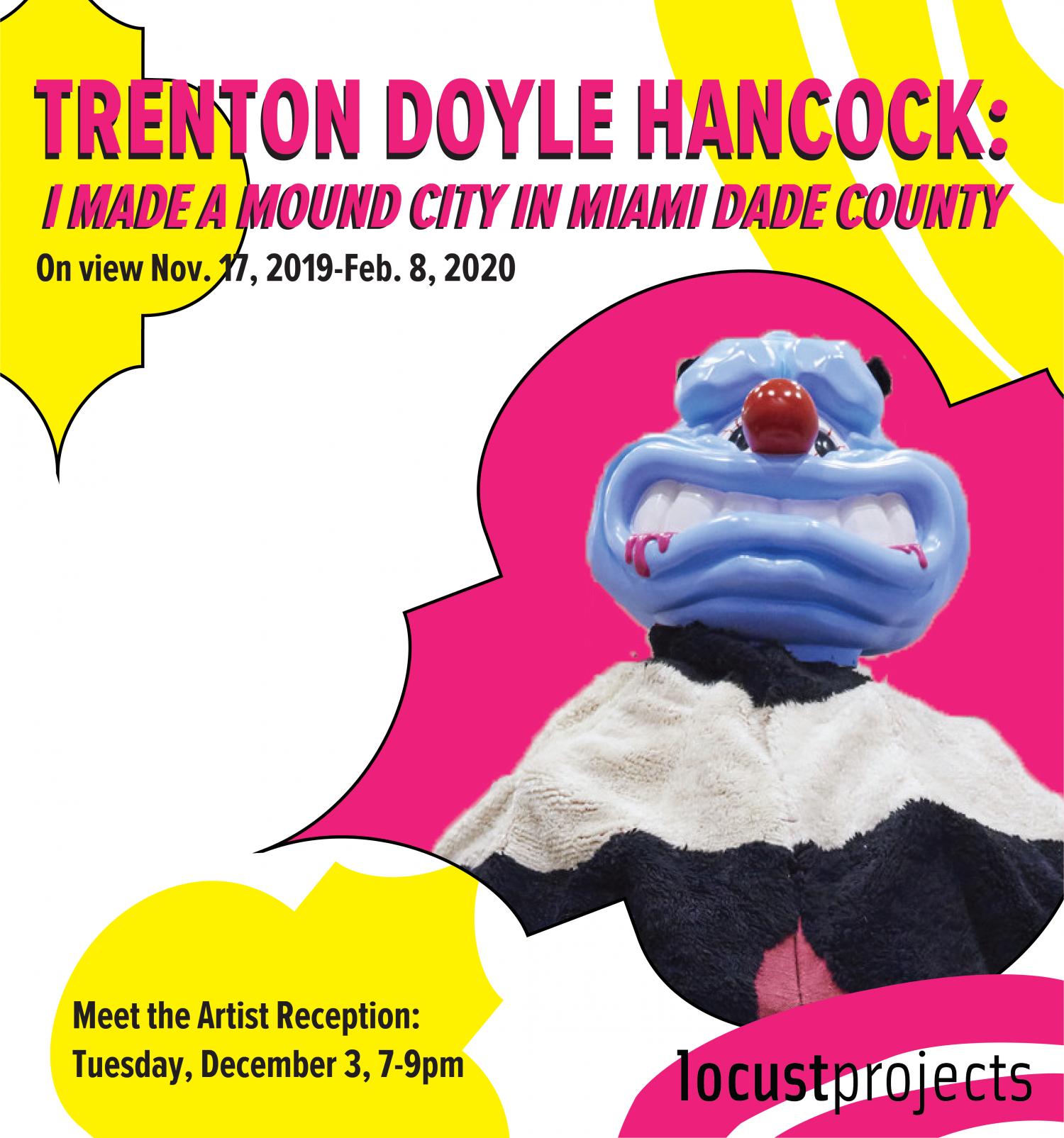 Meet the Artist Reception: Trenton Doyle Hancock