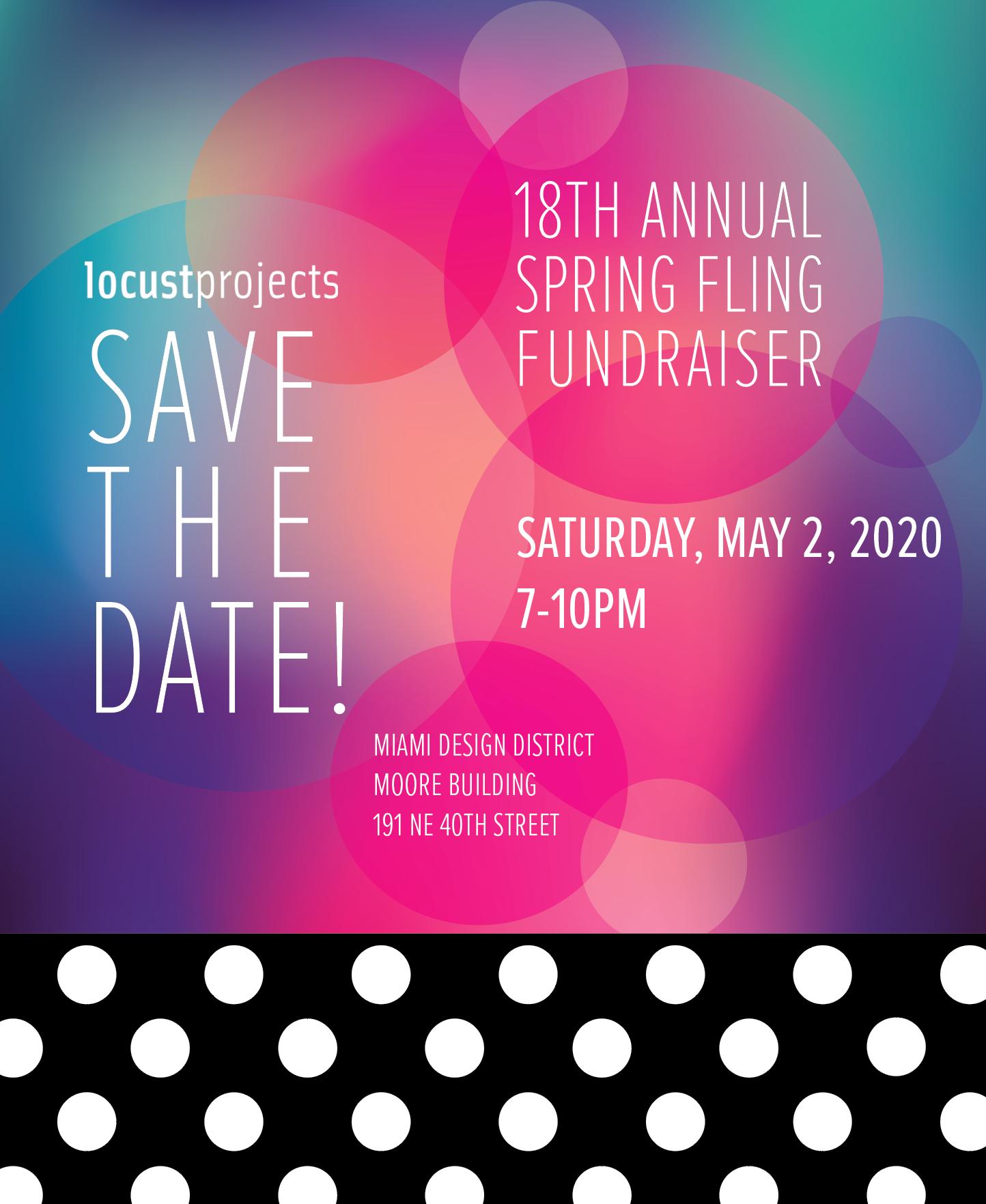 18th Annual Spring Fling Fundraiser