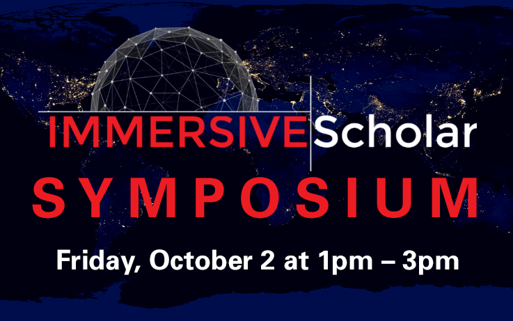 NCSU Immersive Scholar Symposium: Data, Surveillance, and Privacy