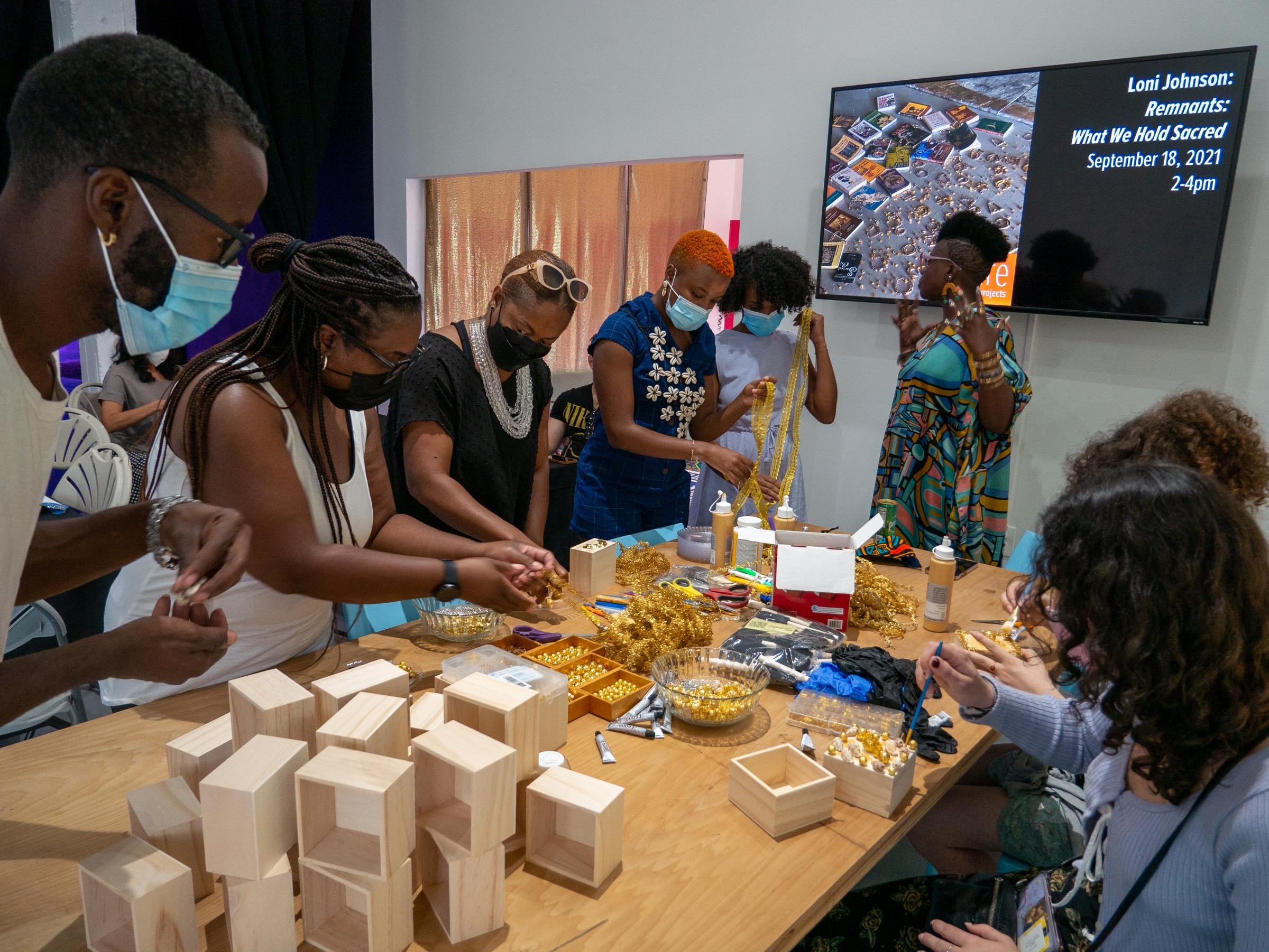 Altar-making Workshop with Loni Johnson