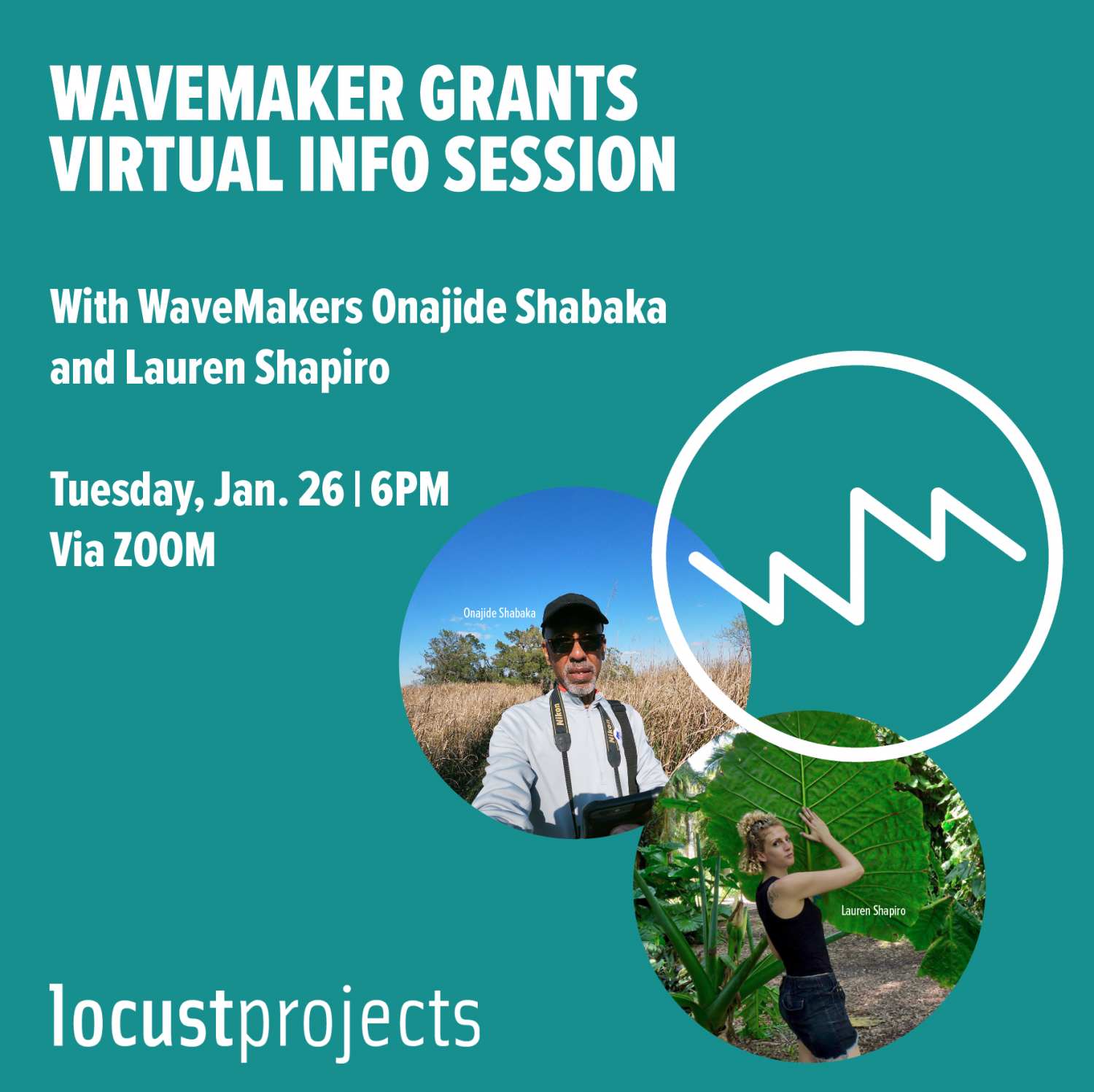 WaveMaker 2021 Virtual Info Session #1